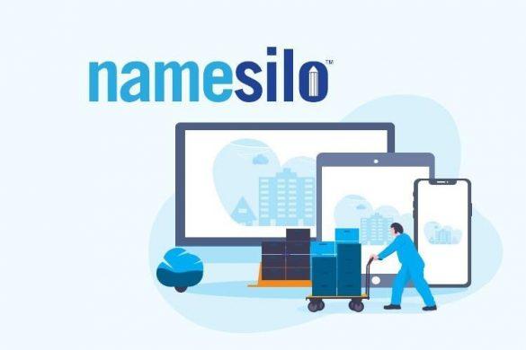 أفضل شركة تسجيل دومينات NameSilo